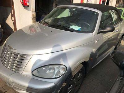 gebraucht Chrysler PT Cruiser Cabrio 2.4 Limited