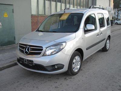 gebraucht Mercedes Citan 111 CDI TOURER START & STOP+NAVI+KAMARA+