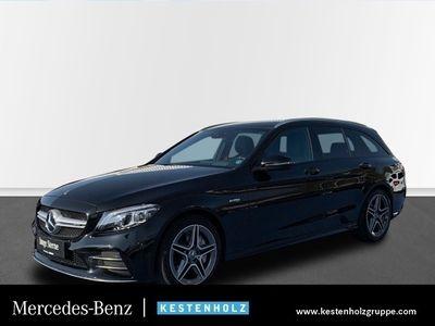 gebraucht Mercedes C43 AMG AMG T 4M MULTIBEAM+COMAND+HEADUP+KAMERA+PTS