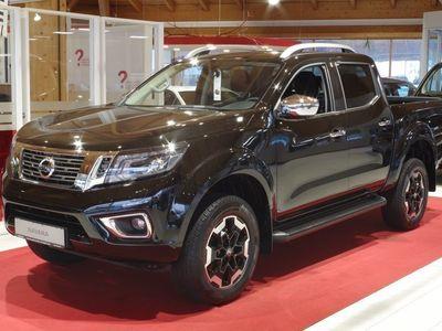 gebraucht Nissan Navara Double Cab 4x4 N-Connecta Bluetooth AHK