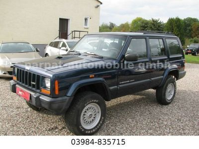 gebraucht Jeep Cherokee 4x4