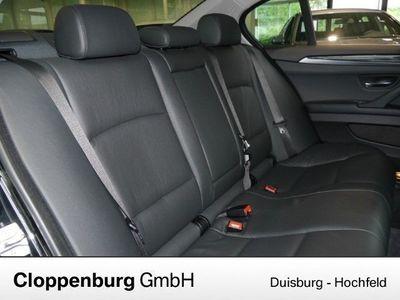 gebraucht BMW 520 dA NAVI XENON LEDER TEMPOMAT SITZHZG PDC USB