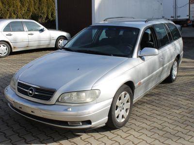 gebraucht Opel Omega Caravan 2.2 Edition 2000