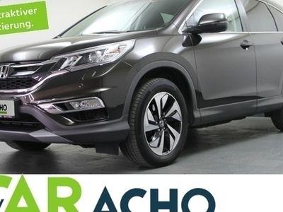 gebraucht Honda CR-V 1.6 i-DTEC Lifestyle 4WD DAB Xen Nav Sound+