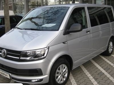 gebraucht VW Multivan T6Trendline 2.0 TDI DSG ACC AHK Navi