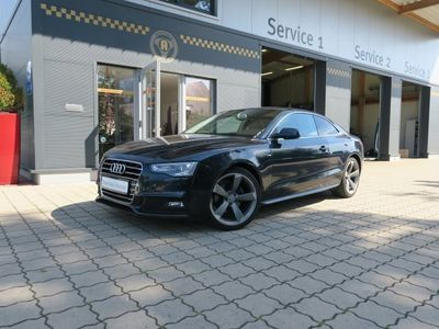 gebraucht Audi A5 Coupe 2.0 TDI (140kW)