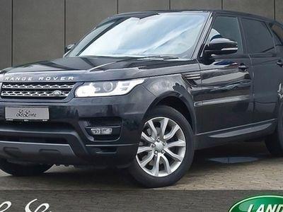 gebraucht Land Rover Range Rover Sport 3.0 TDV6 SE AHK 7 Sitze 20 Zol