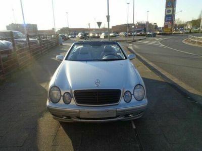 gebraucht Mercedes CLK200 Cabrio Elegance