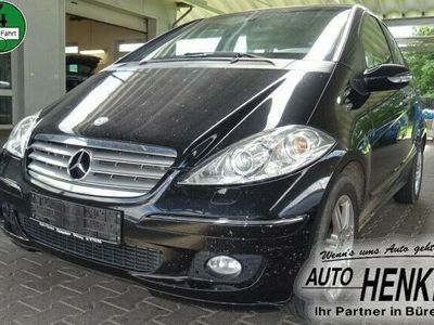 gebraucht Mercedes A180 A-KlasseCDI DPF Elegance Klima Xenon