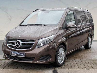 gebraucht Mercedes V250 L d Edition Sportpaket COMAND