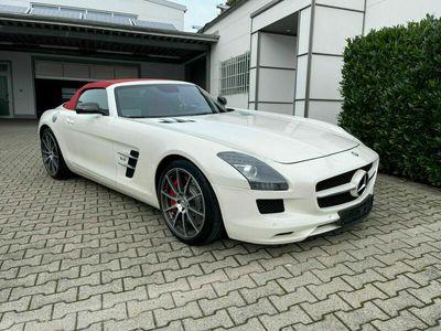 gebraucht Mercedes SLS AMG Roadster / Bang&Olufsen / Carbonpaket