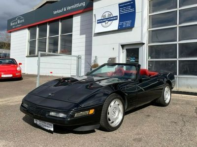 gebraucht Corvette C4 Cabrio, original 73500 KM