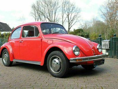 gebraucht VW Käfer Mexiko samtrot mit H-Zulassung