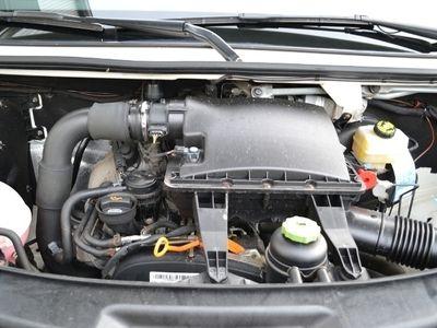 gebraucht VW Crafter 2.5 TDI Kasten MR Klima