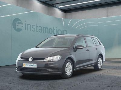 gebraucht VW Golf VII GolfVariant 1.6 TDI Trendline | SITZH. |