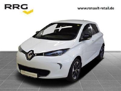 gebraucht Renault Zoe INTENS AUTOMATIK zzgl. BATTERIE erhöhte Rei