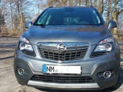 gebraucht Opel Mokka 1.4 Turbo ecoFLEX Start/Stop Innovation