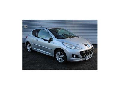 gebraucht Peugeot 207 Premium *Klima*WKR*PDC*LMF*RADIO*CD*