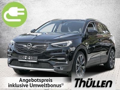 gebraucht Opel Grandland X Ultimate Plug-In-Hybrid Automatik AWD