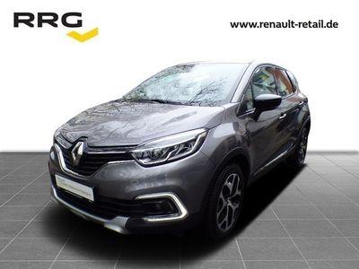 gebraucht Renault Captur TCe 120 Intens Navi + Sitzheizung!!!