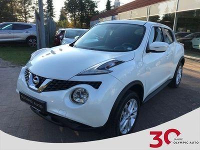 gebraucht Nissan Juke 1.2 Acenta*NAVI*KAMERA*BLUETOOTH*KLIMA*ALU*