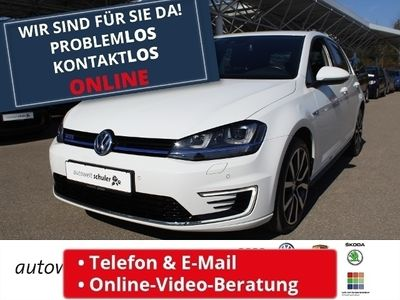 gebraucht VW Golf GTE 1.4 TSI DSG Hybrid