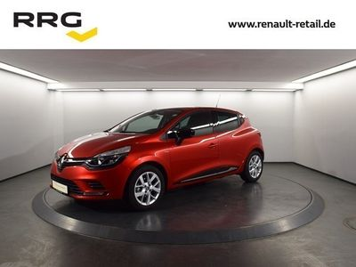 gebraucht Renault Clio IV IV LIMITED DELUXE TCe 90 NAVI/KLIMA