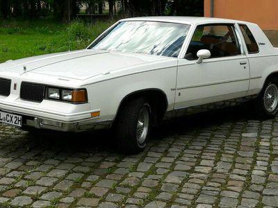 gebraucht Oldsmobile Cutlass Supreme Brougham Coupé als Sportwagen/Coupé in Lauenfoerde