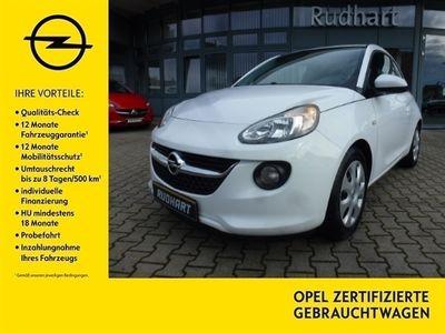 gebraucht Opel Adam 1.2 Klima Radio R 3.0 Bluetooth ZV City-Mode