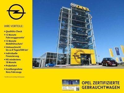 gebraucht Opel Zafira 1.6 DI Turbo Innovation Automatik +LED +