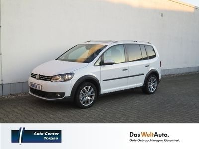 gebraucht VW Touran Cross 1.4 TSI KLIMA ALU