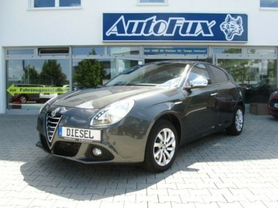 gebraucht Alfa Romeo Giulietta Turismo 2.0 JTD 150 Navi