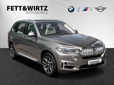 gebraucht BMW X5 xDrive50i 19''LM Autom. GSD LED Navi HUD PDC