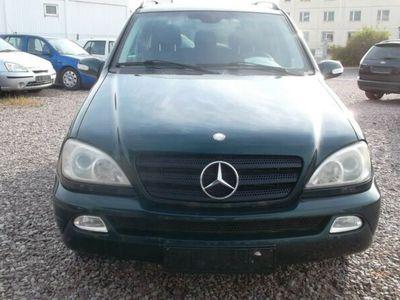 gebraucht Mercedes ML270 M-KlasseCDI