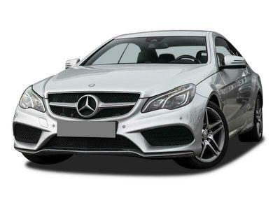 gebraucht Mercedes E200 E200 Coupe 7G-TRONIC *Leder *LED *Spiegelpaket