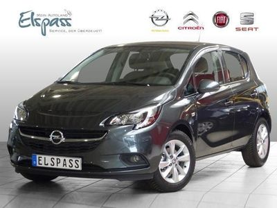 gebraucht Opel Corsa E ON KLIMA ALU SITZHZ PARKPILOT ANDROID&APPLE