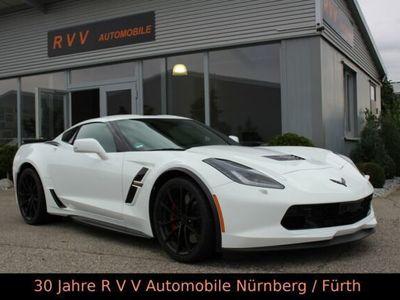 gebraucht Corvette Grand Sport C7 6.2 V8 AT8Coupe Competition