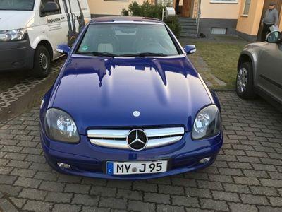 gebraucht Mercedes SLK230 MBKompressor * LPG Prins* TÜV neu!!!