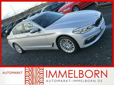 gebraucht BMW 525 Neu d Sthzg*Leder*LED*Navi* UVP63T¤