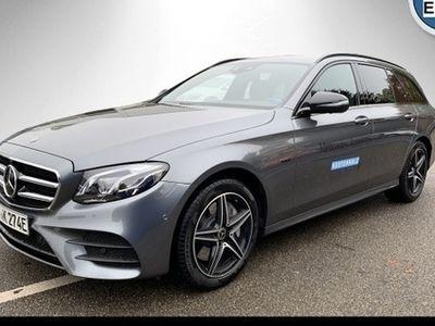gebraucht Mercedes E300 T AMG 360° Multibeam Burmester COMAND