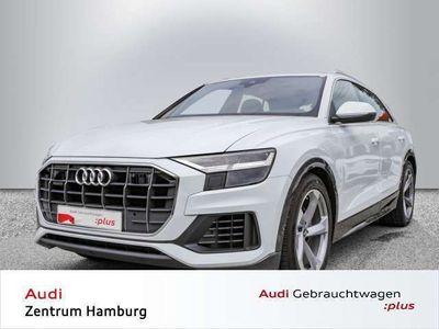"""gebraucht Audi Q8 50 TDI quattro tiptr. 21""""ZOLL LUFTFED. STANDHEIZ."""
