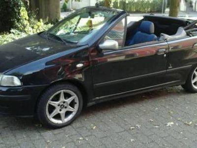 punto cabriolet gebrauchte fiat punto cabriolet kaufen 143 g nstige autos zum verkauf. Black Bedroom Furniture Sets. Home Design Ideas