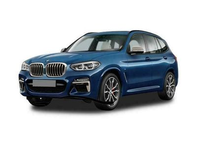 gebraucht BMW X3 X3M40d AT Innovationsp. Sport Aut. Panorama AHK