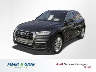 gebraucht Audi Q5 sport 40 TDI quattro S-tronic S-line/ACC/LED