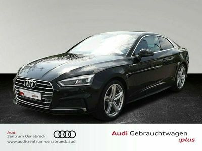 gebraucht Audi A5 Coupe 3.0 TDI S tronic quattro S line Sportpa