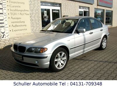 gebraucht BMW 318 i E46 Limousine Klimaautom / PDC / ALU