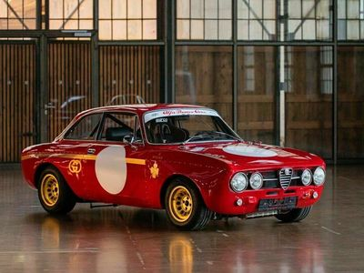 gebraucht Alfa Romeo GTA M Alofa Rosso 501, 2000,Neuaufbau,H+Rennpass