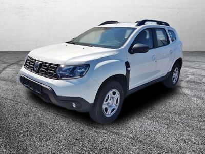 gebraucht Dacia Duster Essential Klima Radio Bluetooth Blue d...