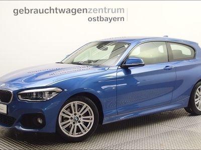 gebraucht BMW 125 d 3-Türer Aut. M-Sportpaket Navi/Tempomat/LED