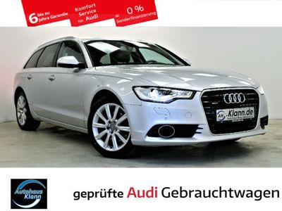 gebraucht Audi A6 3.0 TDI 204 PS sport selection quattro